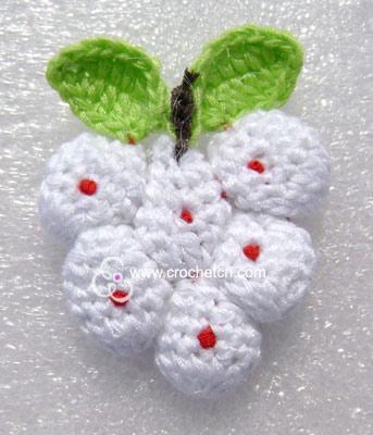 手钩花 china crochet